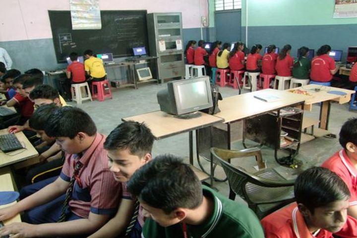 Shivam International School-Computer Lab