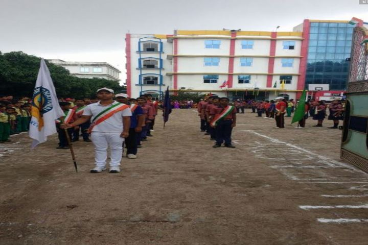 Shivam International School-Independence Day