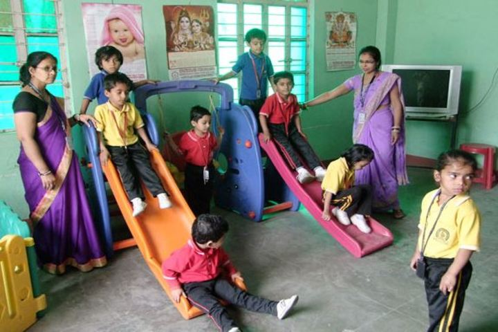 Shivam International School-Kindergarten