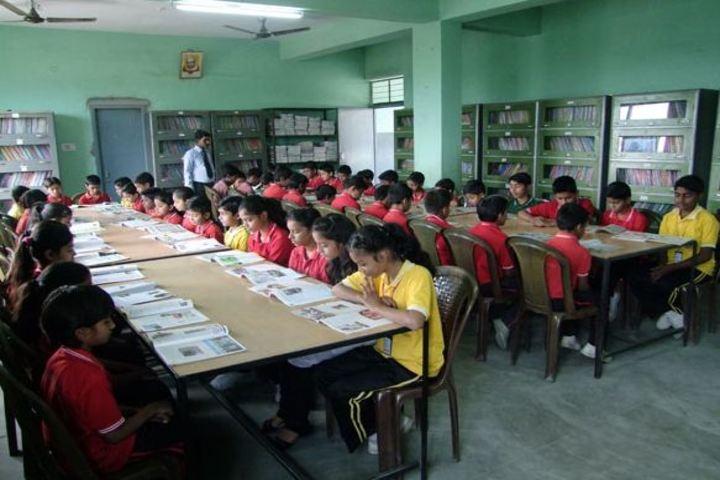 Shivam International School-Library