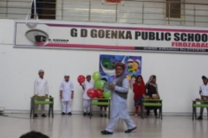 G D Goenka Public School-Eid Celebration