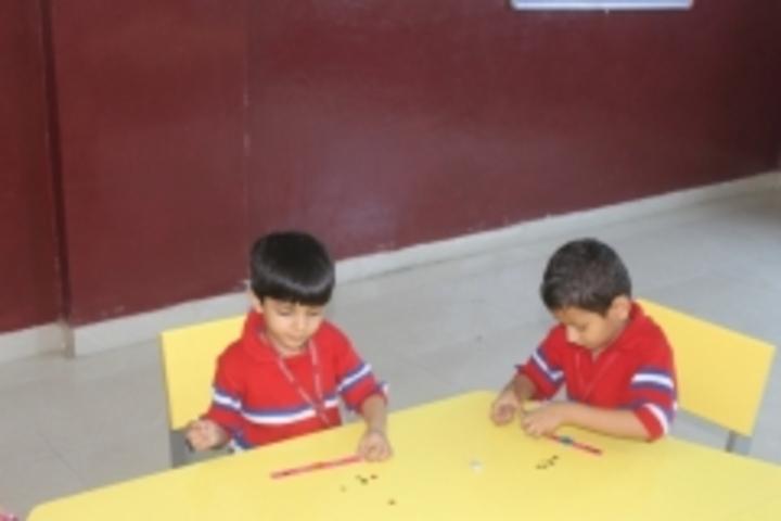 G D Goenka Public School-Friendship Day Celebration