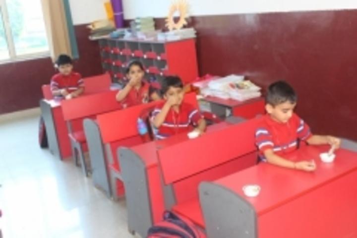 G D Goenka Public School-Ice Cream Celebration