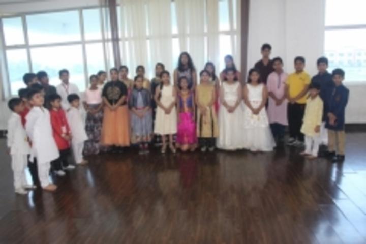 G D Goenka Public School-Raksha Bandhan Celebrations