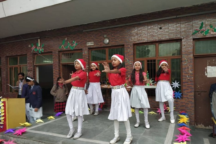 G L School-Christmas Celebrations