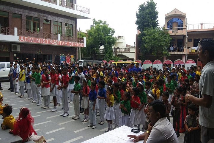G L School-Sports Day