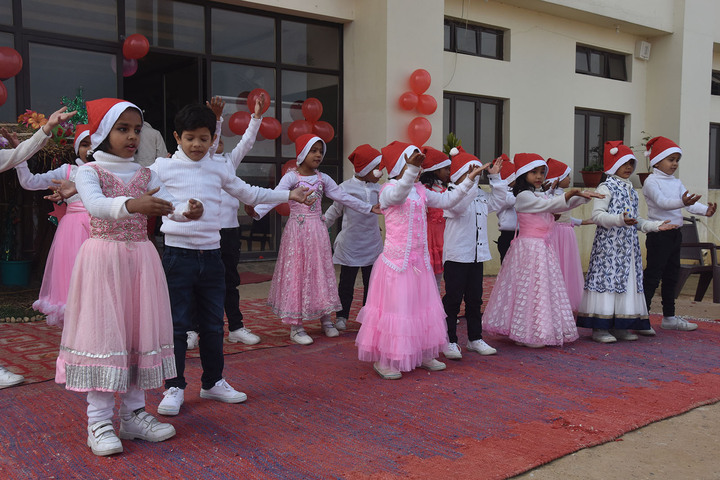 G M Academy-Christmas Celebration