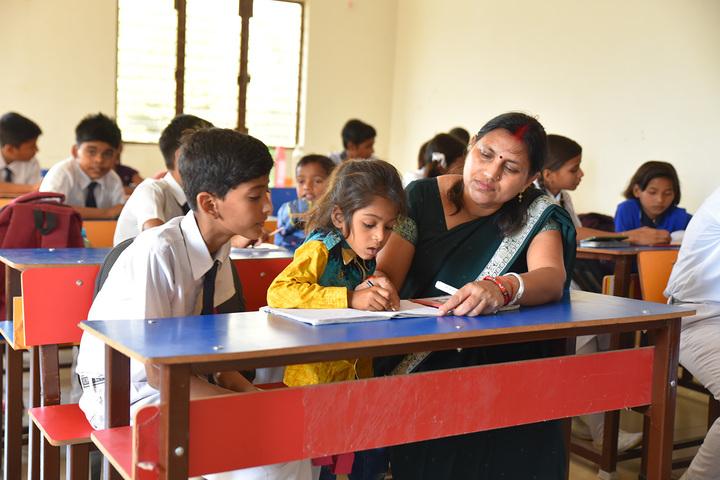 G M Academy-Classroom