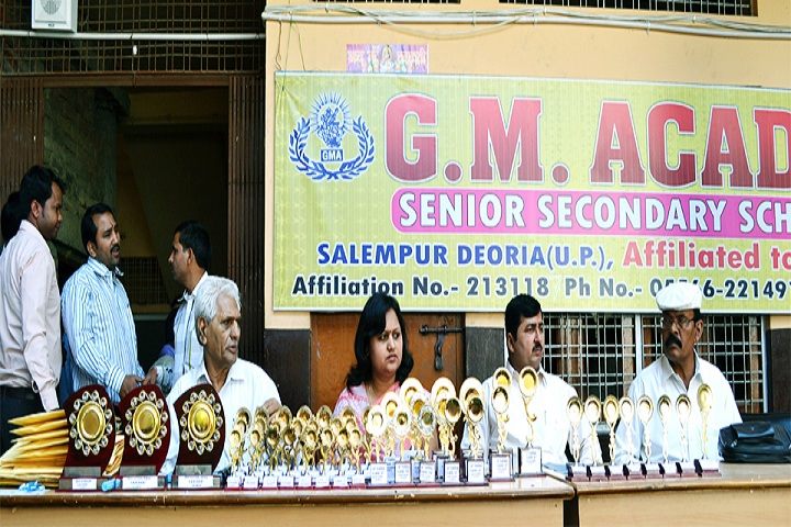 G M Academy-Annual Day