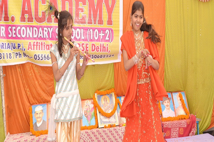 G M Academy-Festival Celebrations