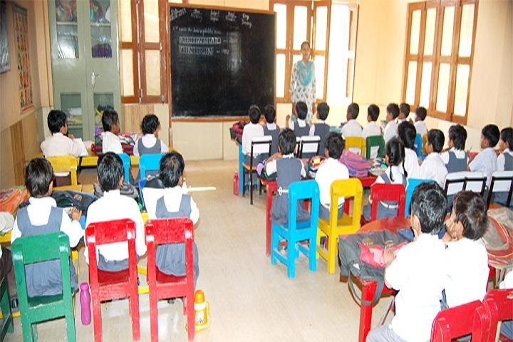 G M Academy-Nursery Classroom
