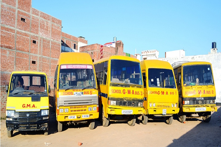 G M Academy-Transport