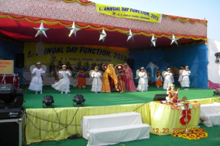 G S Public School-Annual Function