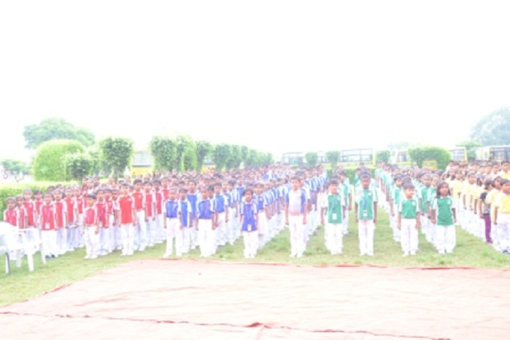 G S Public School-Independence Day