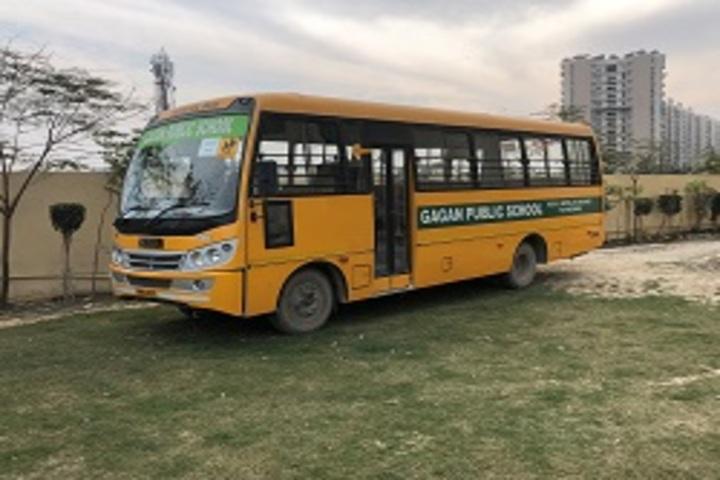Gagan Public School-Bus Facility