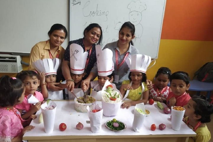 Gagan Public School-Cooking Competition