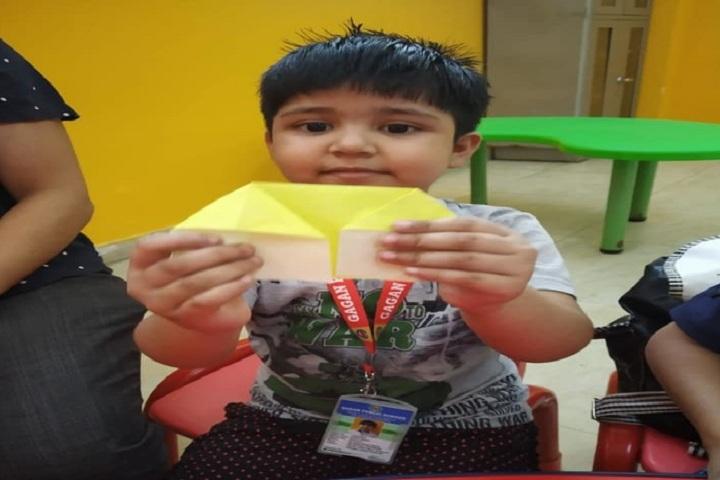 Gagan Public School-Craft Making Competition