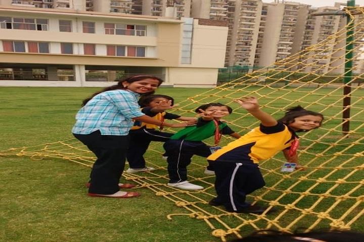 Gagan Public School-Play Ground