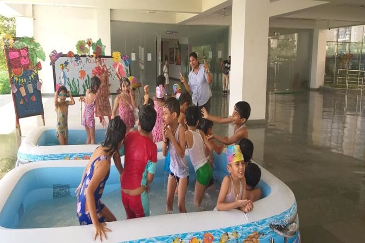 Gagan Public School-Swimming