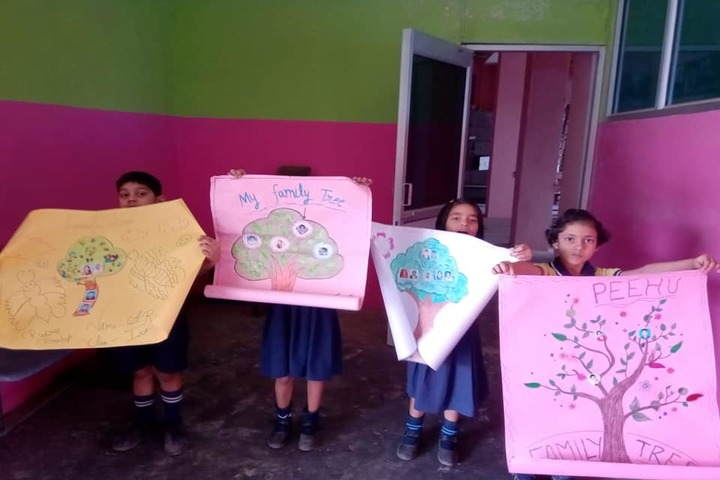 Galaxy Convent School-Activity