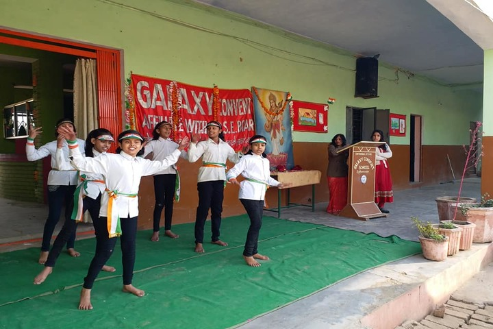 Galaxy Convent School-Independence Day Celebrations