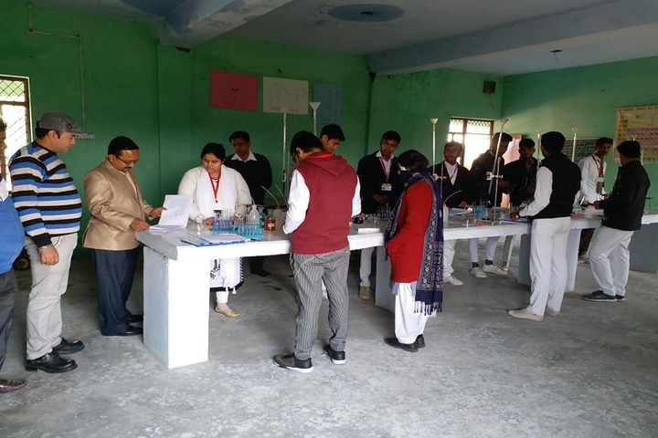 Galaxy Convent School-chemistry Lab