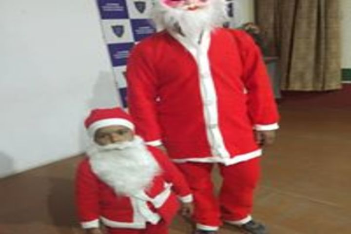 Gandhi International Public School-Christmas Celebrations