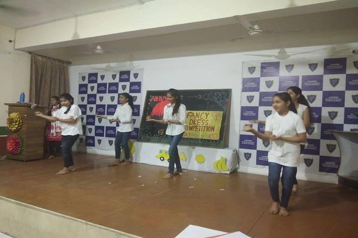Gandhi International Public School-Fancy Dress Competition