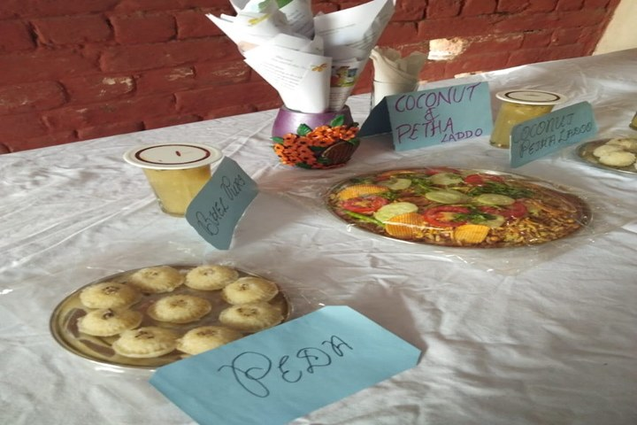Gandhi International Public School-Food Preparation