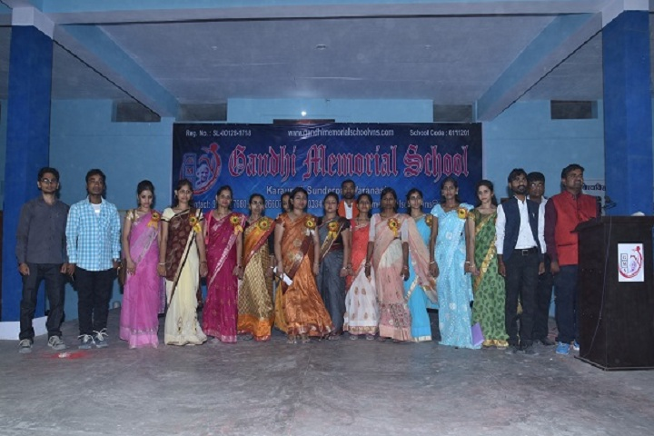 Gandhi Memorial School-Staff