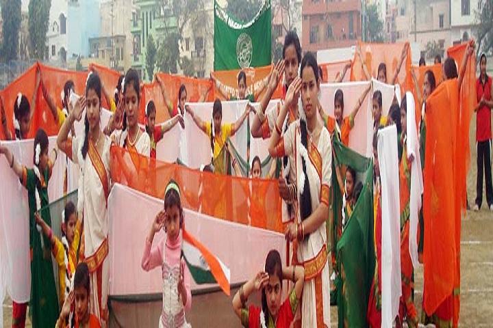 Gandhi Nagar Public School-Independence Day Celebrations