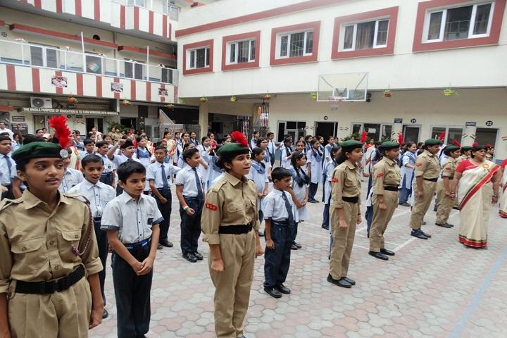 Gandhi Nagar Public School-Independence Day