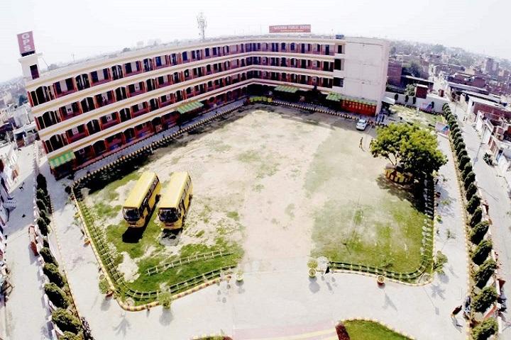 Gardenia Public School-Campus View