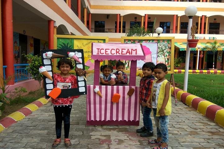 Gardenia Public School-Ice Cream Party