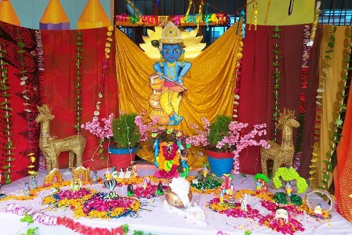 Gardenia Public School-Janmashtami Celebration
