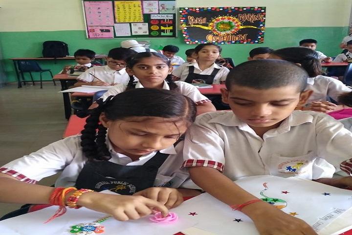 Gardenia Public School-Rakhi Competition