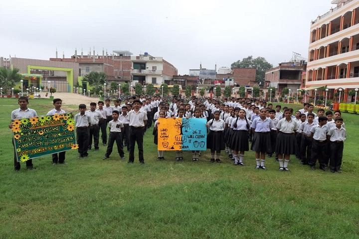 Gardenia Public School-Swachh Bharat