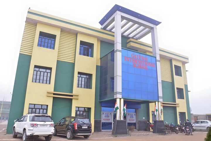 Gateway International School-Campus View