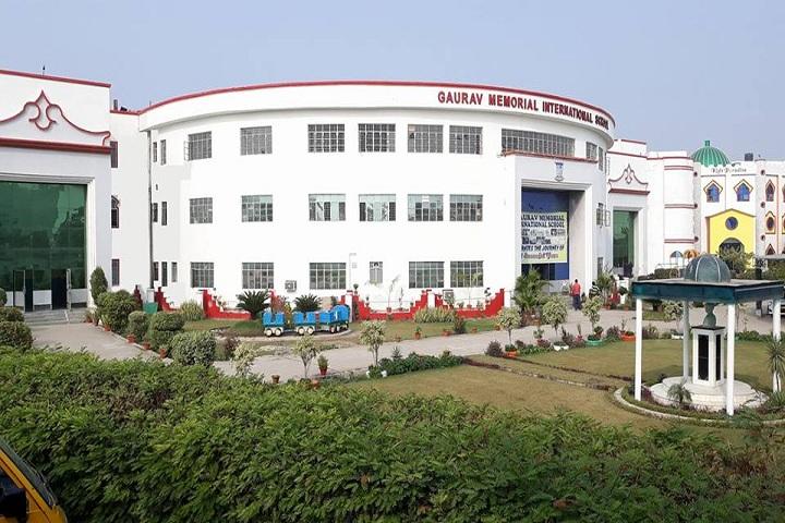 Gaurav Memorial International School-Campus View
