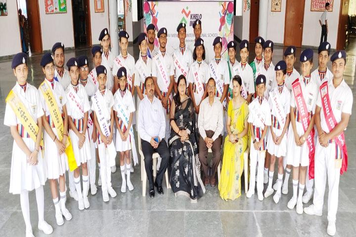 Gaurav Memorial International School-Group Photo