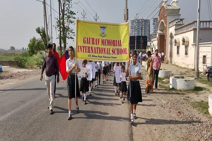 Gaurav Memorial International School-Rally