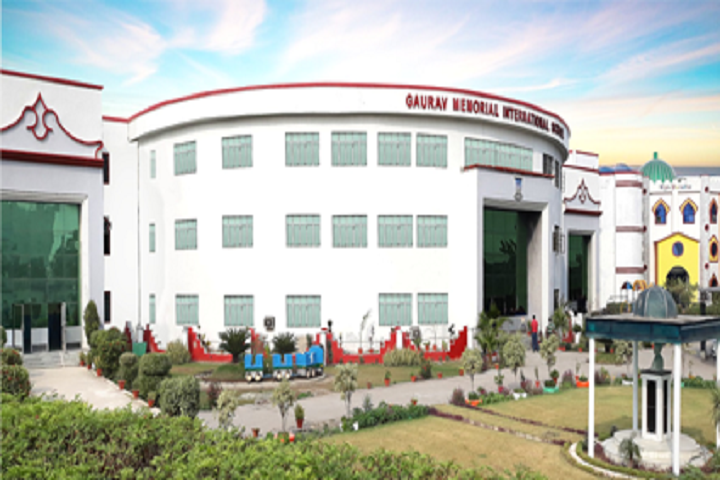 Gaurav Memorial International School-School Building