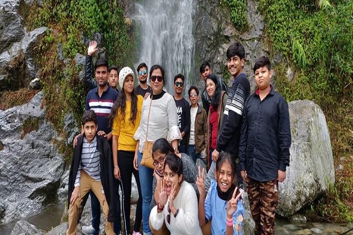 Gaurav Memorial International School-Tour