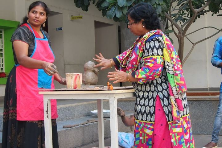 Delhi Public School-Arts
