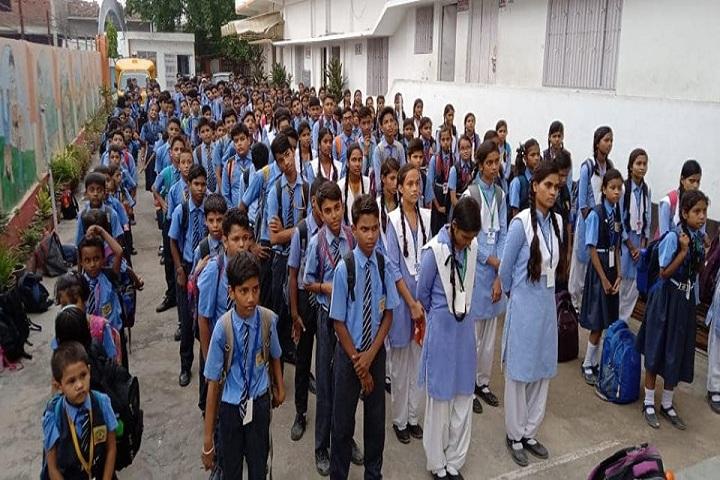 Gauri Shankar Public School-Assembly