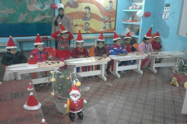 Gauri Shankar Public School-Christmas Celebration