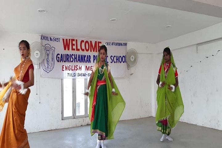 Gauri Shankar Public School-Cultural Day