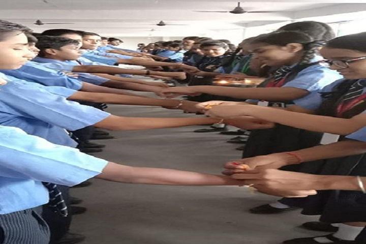 Gauri Shankar Public School-Festival Celebration