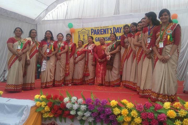 Gauri Shankar Public School-Group Photo
