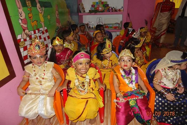 Gauri Shankar Public School-Janmashtami Celebrations